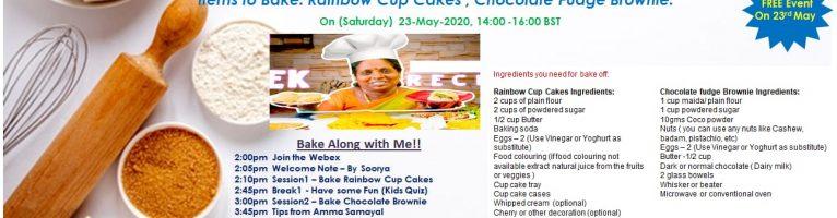 Cake Baking with Amma Samayal ( அம்மா சமையல்)